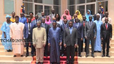 Tchad : 1er remaniement gouvernemental de la 4e République