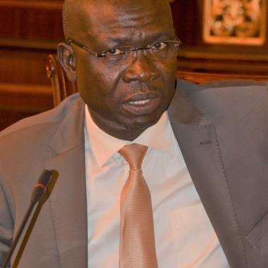 Les nouveaux visages du gouvernement : Gayang Souaré, ministre de l'Elevage et des Productions animales
