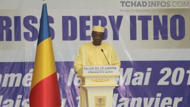 """""""La machine de l'enrichissement illicite et immoral va cesser"""" Idriss Déby Itno"""