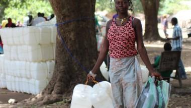 Tchad: Oxfam distribue des kits d'hygiène aux réfugiés centrafricains