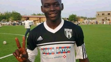 Football : Marius Mouandilmadji, l'étoile montante