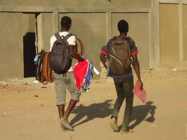 Tchad : plus de 19 000 candidats se jettent à l'eau ce 17 septembre pour le second tour du bac