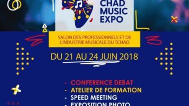 Chad Music Expo : Une plateforme pour promouvoir l'industrie musicale tchadienne