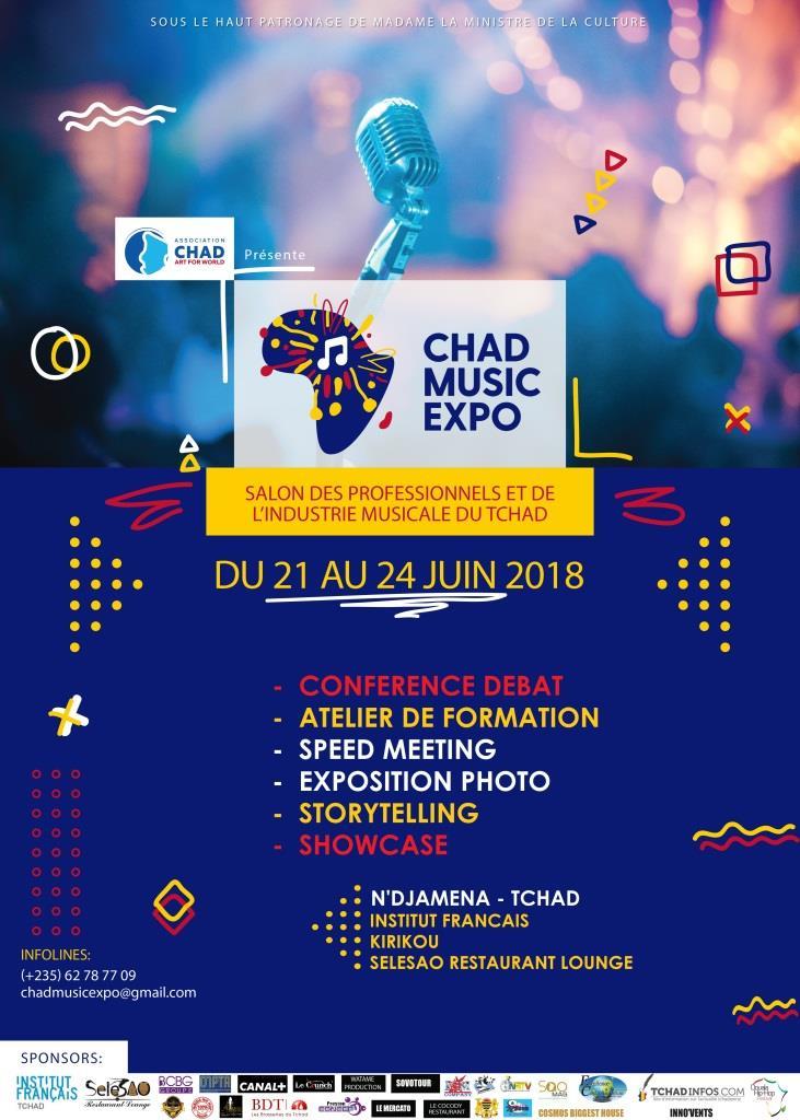 Culture: ChadMex, l'appel à candidature pour les artistes est lancé