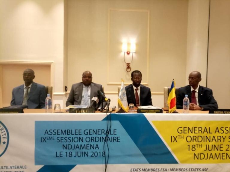 Economie : 9ème Assemblée générale du Fonds de solidarité africain