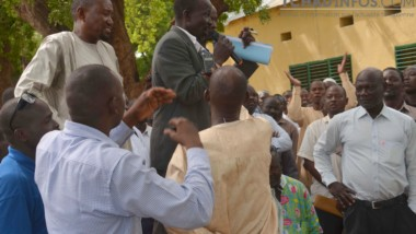 Tchad : les enseignants refusent de lever leur mot d'ordre de grève