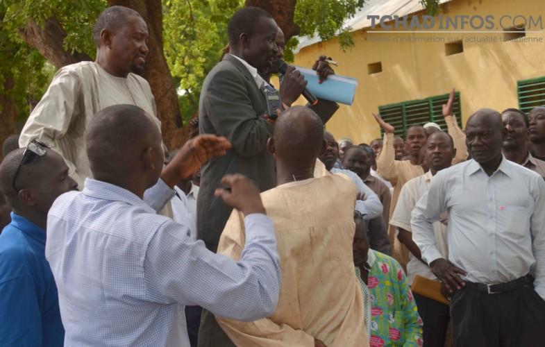 Tchad : le synecs suspend son préavis de grève