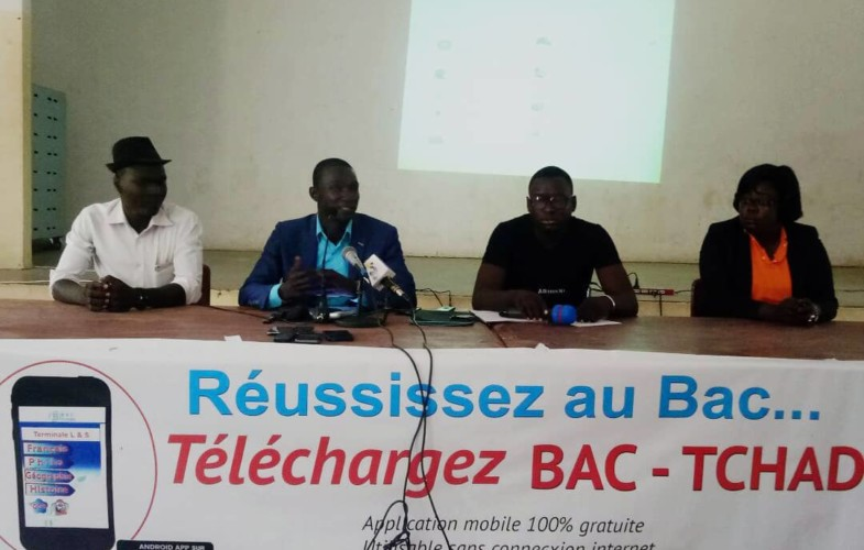 Education : la nouvelle version de l'application Bac Tchad déjà disponible