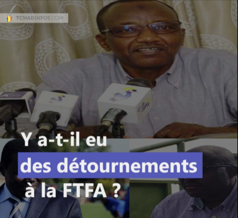 Embrouille à la Fédération Tchadienne de Football Association