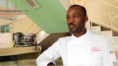 Cuisine : le chef franco-tchadien Hissein Mahamoud nous fait déguster