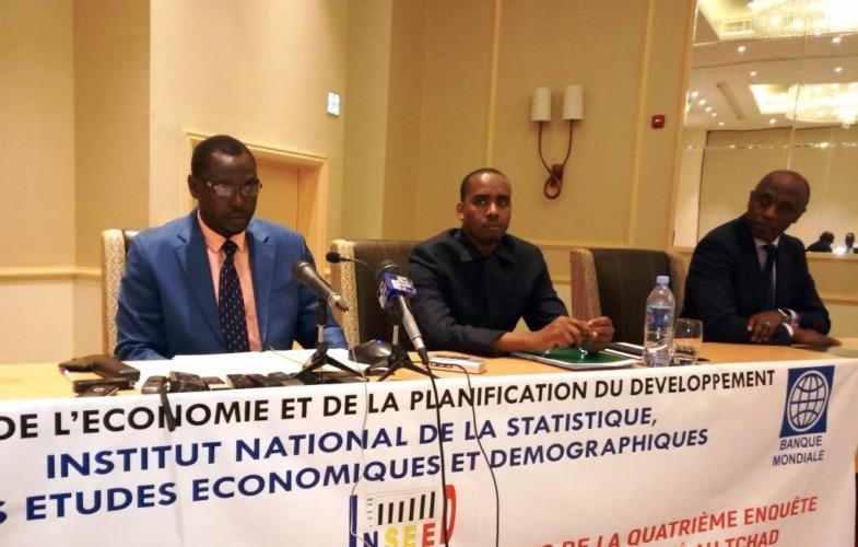 Tchad : le gouvernement lance la 4ème Enquête sur les conditions de vie de ménages et la pauvreté