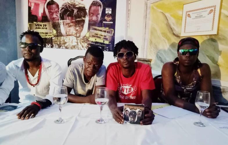 Musique : le groupe « Kombattants » lance son album « On vient crier »