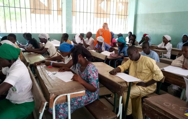 Education: 10732 candidats composent le concours d'entrée aux lycées techniques
