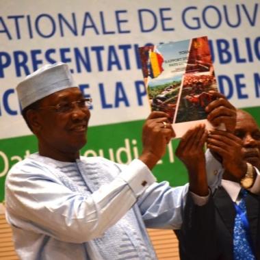 Tchad : le président Déby promet de focaliser son attention sur le rapport du MAEP