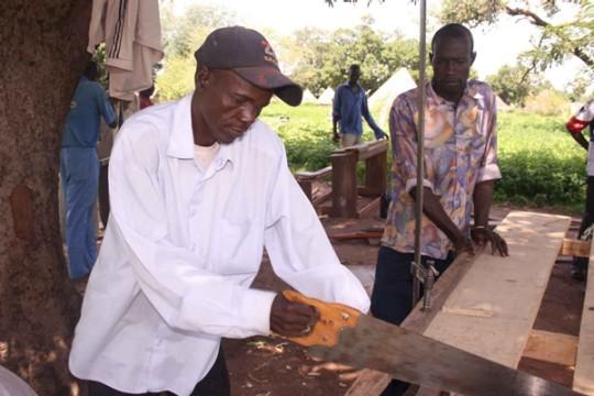 Tchad : le PNUD appuie des jeunes pour la préservation des ressources du Parc national de Manda