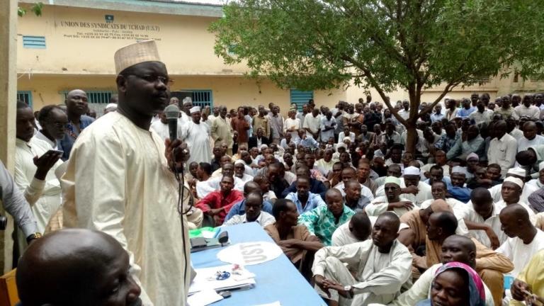 Tchad: la grève dans le secteur public se poursuit