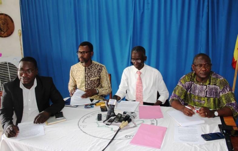 """Tchad : les professions libérales judiciaires décident de faire une marche dite """"judiciaire"""""""