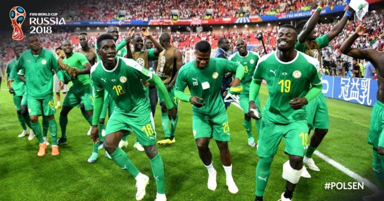 Coupe du monde 2018 : le Sénégal sauve l'honneur de l'Afrique