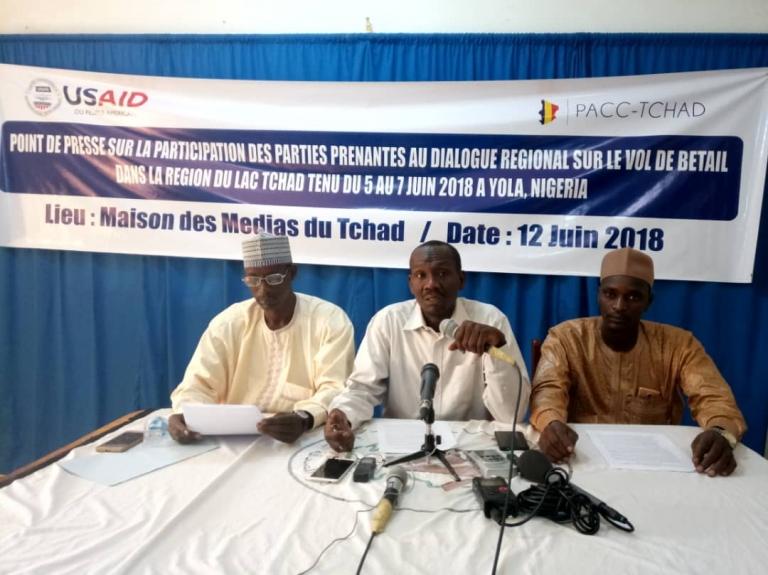 Lac Tchad : la protection du bétail, une préoccupation majeure
