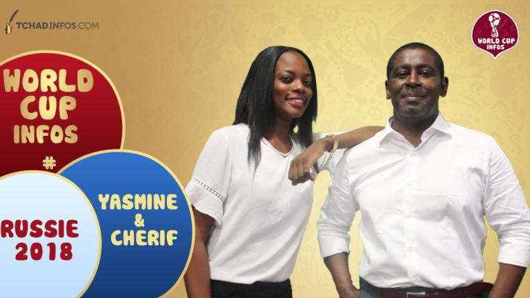 Sport : WORLD CUP Infos, la coupe du monde de foot avec un regard tchadien