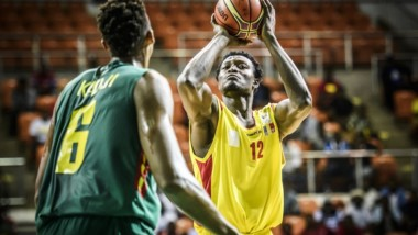 Sport : les Sao version Basketball face au Cameroun ce soir