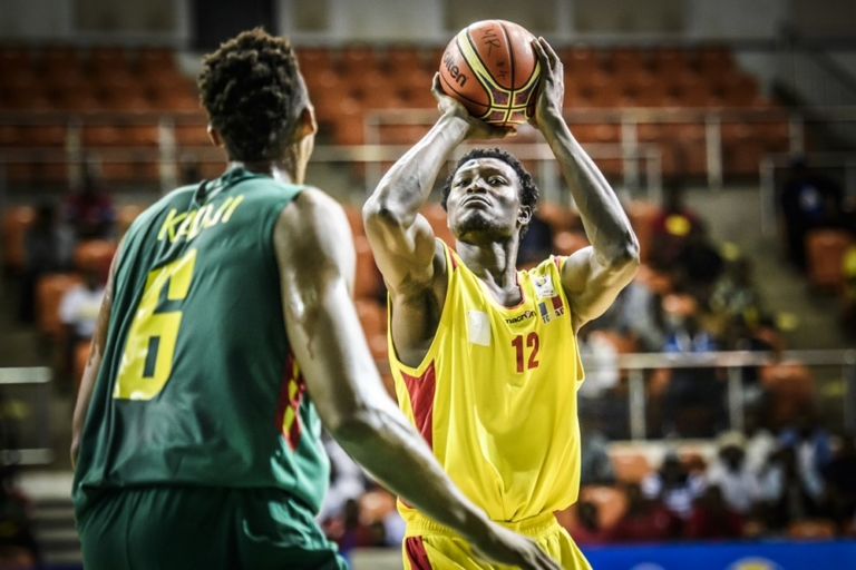 Sport : les Sao version Basketball face au Cameroun ce soir