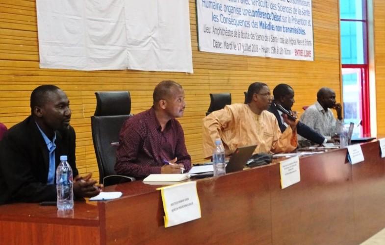 Société : l'ADC s'inquiète de la santé des Tchadiens