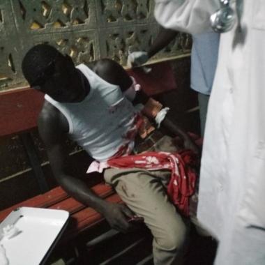 Faits Divers : un jeune blessé par balles suite à des tirs de la garde de Kabadi