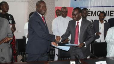 Tchad : ENASTIC et Airtel signent un accord de partenariat