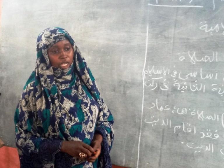 Lac Tchad : des femmes prédicatrices s'organisent pour prôner la tolérance et la paix