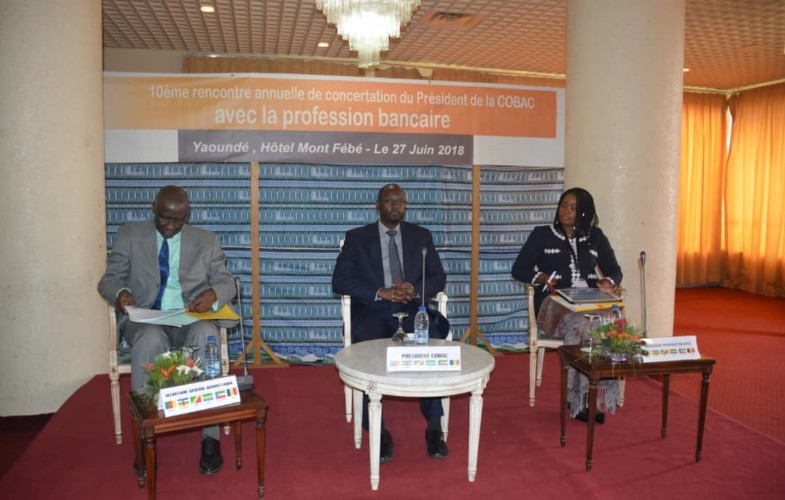Économie : concertation annuelle de la commission bancaire de l'Afrique centrale avec les patrons des banques
