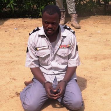 Faits Divers: un « vrai faux commandant » de la police arrêté