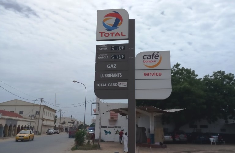 Société : l'application des nouveaux tarifs du carburant est effective