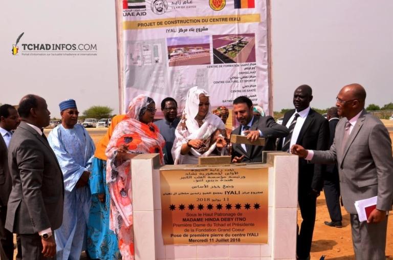 Société : Bientôt un centre ultra-moderne au Tchad pour les enfants démunis