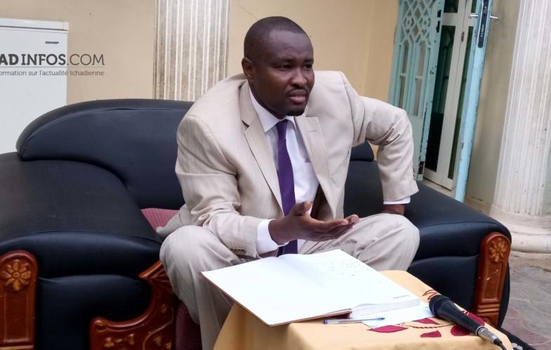 """""""Nouki Charfadine mérite à nos yeux des circonstances atténuantes"""" Mahamat Ahmat Lazina"""
