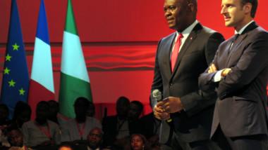 Macron plaide pour un nouveau partenariat avec l'Afrique