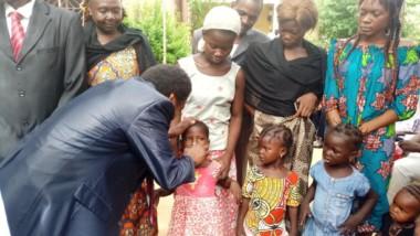 Santé : lancement de la 4ème campagne de prévention contre le palu en faveur des moins de 5 ans