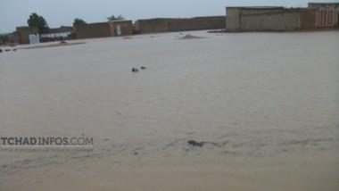 Tchad : N'Djamena s'est retrouvée sous l'eau