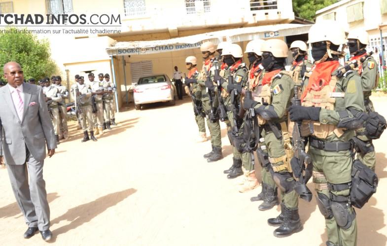 Tchad : 12 policiers révoqués du corps de la Police nationale, les raisons