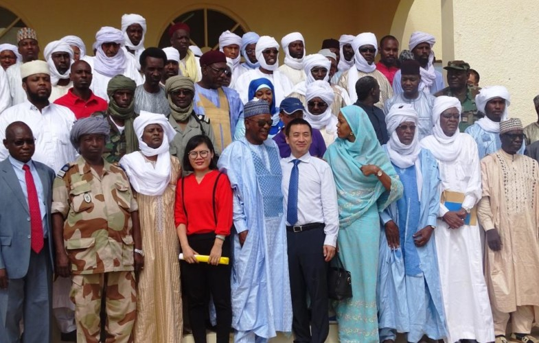 Société : La population du Kanem et la SHT concèdent pour l'exploitation du pétrole et du gaz de Sedigui