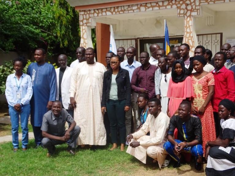 Médias : les journalistes tchadiens outillés pour la prévention des risques d'apatridie