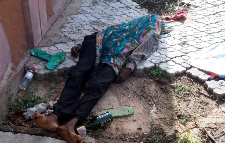 Fait Divers : un homme retrouvé mort à côté de la morgue de l'hôpital Central