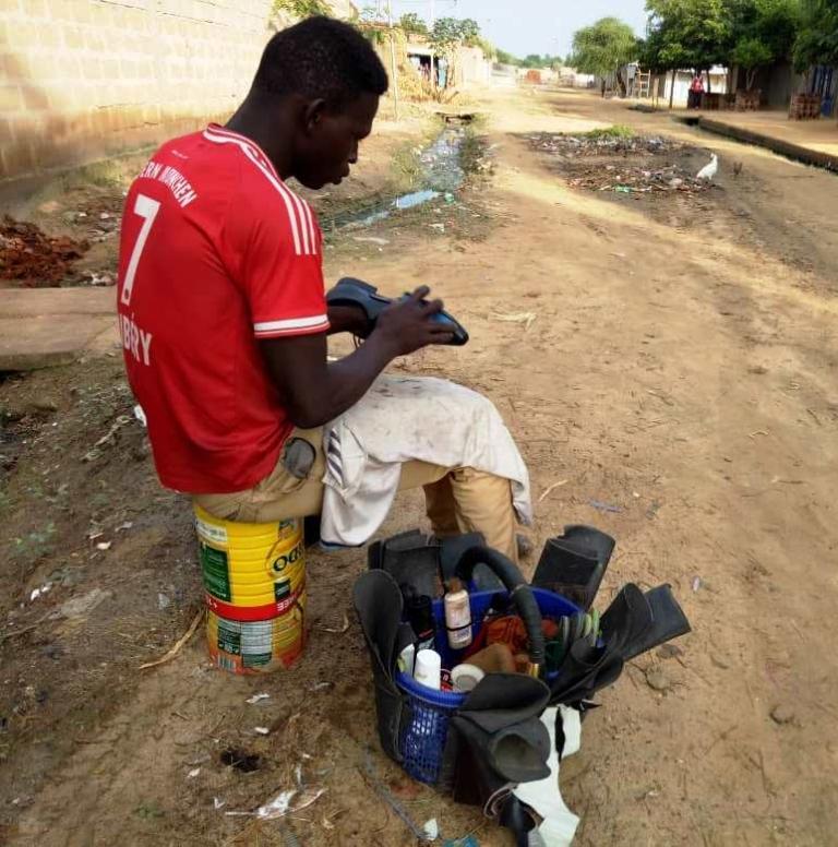 Société : N'Djamena, une destination aisée des immigrés ouest-africains