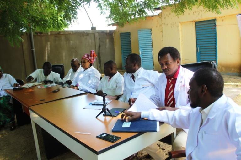 Tchad : le SYMET demande au personnel de santé de se faire vacciner contre la Covid-19