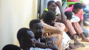 Sécurité: Des présumés braqueurs arrêtés et présentés par la police