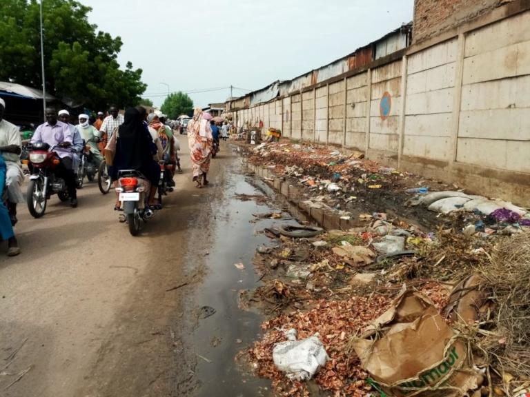 Tchad : l'hôpital de la Mère et de l'Enfant serait-il devenu un entrepôt de déchets biomédicaux ?