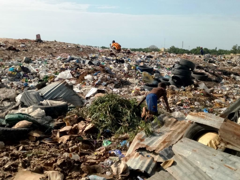 Gestion et traitement des déchets : 11 médias en ligne africains abordent le sujet