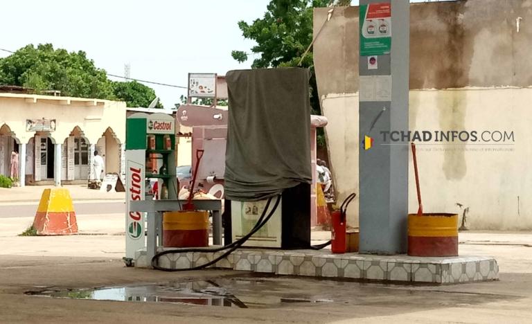 Société : La pénurie du carburant fait vivre la fraude