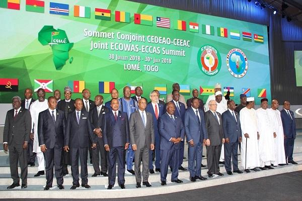 CEDEAO-CEEAC : « la nécessité d'une coopération plus renforcée et effective en matière de sécurité »