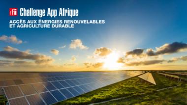 Technologie: RFI Challenge App Afrique pour la promotion des énergies renouvelables